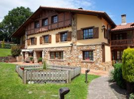 Hotel Rural Matsa, hotel near Club de Golf Artxanda, Lezama