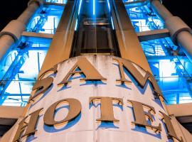 Sam Hotel, hotel blizu letališča Letališče Trst - TRS,
