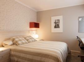 Pension Residencia F&F, hotel en Santiago de Compostela