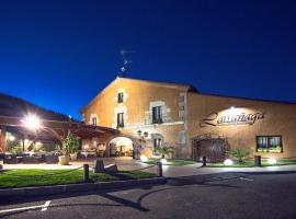 Hotel Larrañaga, hotel en Azpeitia