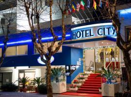 Hotel City, отель в Монтесильвано
