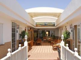 Hotel Donde Caparrós, hotel en Carboneras