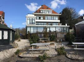 Comfort-Inn, appartement in Scheveningen