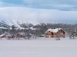 Aurora Estate, hotel in Ylläsjärvi