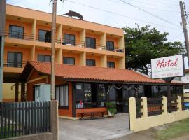 Hotel Recanto Das Pedras, hotel in Penha