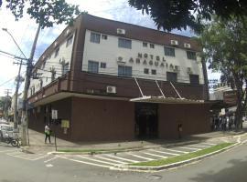 Hotel Araguaia Goiânia, hotel perto de Estação Rodoviária de Goiânia, Goiânia