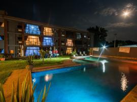Sherbourne Hotel, hotel in Kitwe