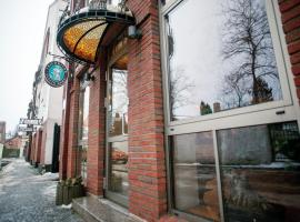 Friedrich Guesthouse, šeimos būstas mieste Klaipėda
