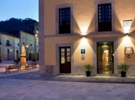 Antiguo Casino Hotel, hotel en Pravia