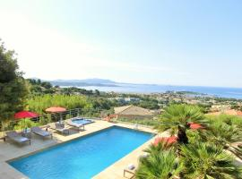 Villa Azur Golf, hotel near Dolce Frégate Golf Club, Bandol