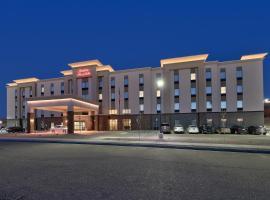 Hampton Inn & Suites Albuquerque Airport, hotel near Albuquerque International Sunport Airport - ABQ,