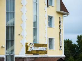 Bellmont, hotel in Zlatoust