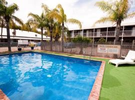 The Swagmans Rest Apartments, hotel in Alice Springs