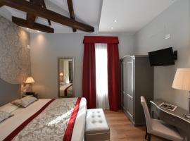 Hotel Villa Rosa, hótel í Feneyjum
