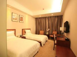 GreenTree Inn TianJin DaBeiYuan Business Hotel, hotel in Tianjin