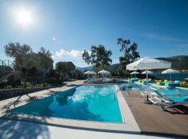 Lavender Cove, hotel in Korfos