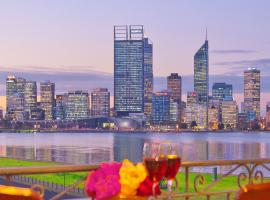 The Peninsula Riverside Serviced Apartments, hotel in Perth