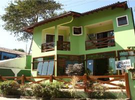Pousada Leão do Mar, guest house in Abraão