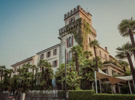 Romantik Hotel Castello Seeschloss, отель в Асконе