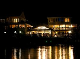 The Inn on Pamlico Sound, accessible hotel in Buxton