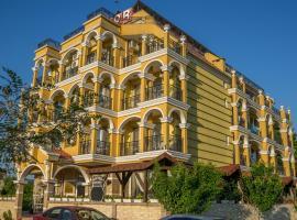 Hotel Luxor, hotel in Lozenets