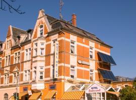 Hotel Heinz, hotel in Plauen