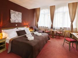 Hotel Augustus et Otto, hotel in Prague 5, Prague