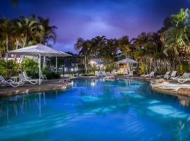 Ivory Palms Resort, hotel in Noosaville