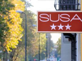 Hotel Susa, hotel a Milano, Città Studi