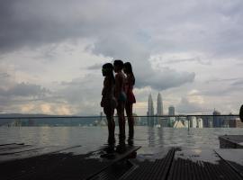 Amazing KLCC View @ Regalia Residence, hotel in Kuala Lumpur