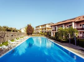 Hotel Splendid Sole, hotell i Manerba del Garda
