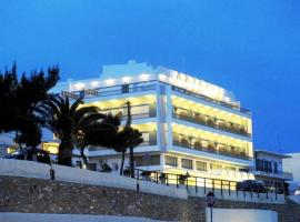 Ξενοδοχείο Αστέρια, ξενοδοχείο στην Τήνο Χώρα