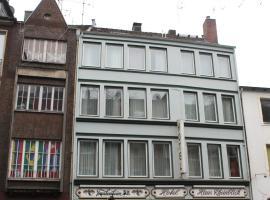 Altstadt Hotel Rheinblick, hotel near Dusseldorf Town Hall, Düsseldorf