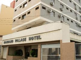 Mariano Palace Hotel, hotel near Museum of Image and Sound, Campinas