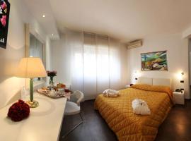 Hotel Cristallo, hotel din Udine