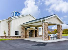 Cobblestone Inn & Suites - Ambridge, hotel near Pittsburgh International Airport - PIT, Ambridge