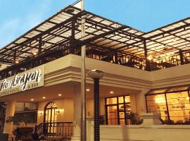 Tambayan Capsule Hostel & Bar, hotel sa Maynila