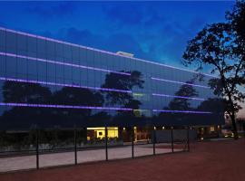 Hotel German Palace Airport, hotel near Sardar Vallabhbhai Patel International Airport - AMD,