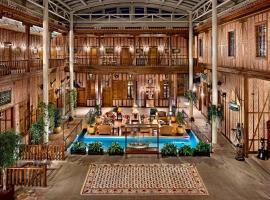 Divan Cukurhan, hotel v destinaci Ankara