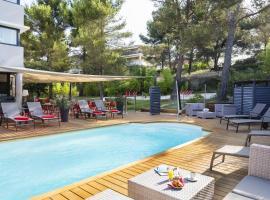 Best Western PLUS Hôtel de l'Arbois, hotel in Aix-en-Provence