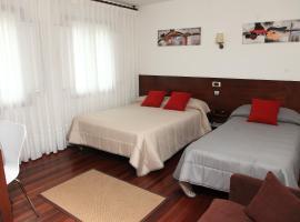 Hotel Restaurante Rúas, hotel in Pontevedra