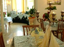 Hotel Mazzocca, hotel a Caramanico Terme