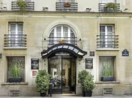 Hotel Ascot Opera, hotel in 2nd arr., Paris