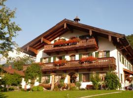 Dammerer Hof, Ferienwohnung in Ruhpolding