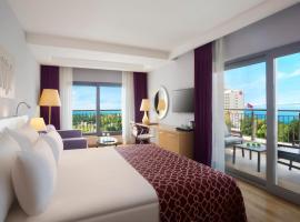 Akra V Hotel, accessible hotel in Antalya