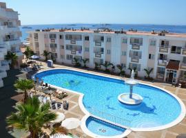 Apartamentos Tropical Garden, hotel in Ibiza Town
