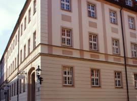 Hotel Am Obermarkt, hotel in Freiberg