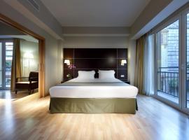 Exe Tartessos, hotel in Huelva