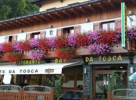 "Albergo ""da Tosca"", hotel ad Abetone"