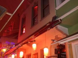 Paxx Istanbul Hotel & Hostel, hostel in Istanbul